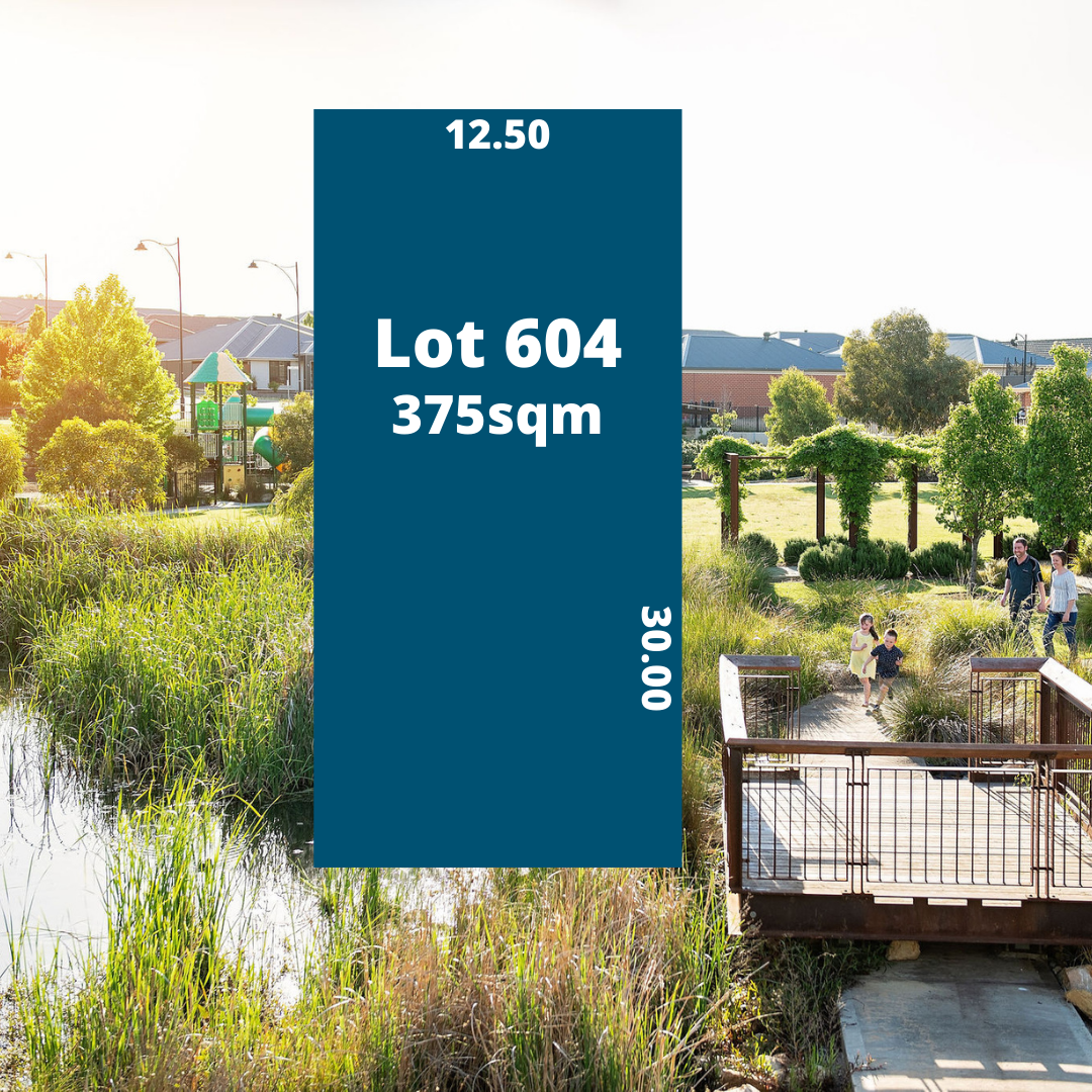 Lot 604  New Road, Gawler East